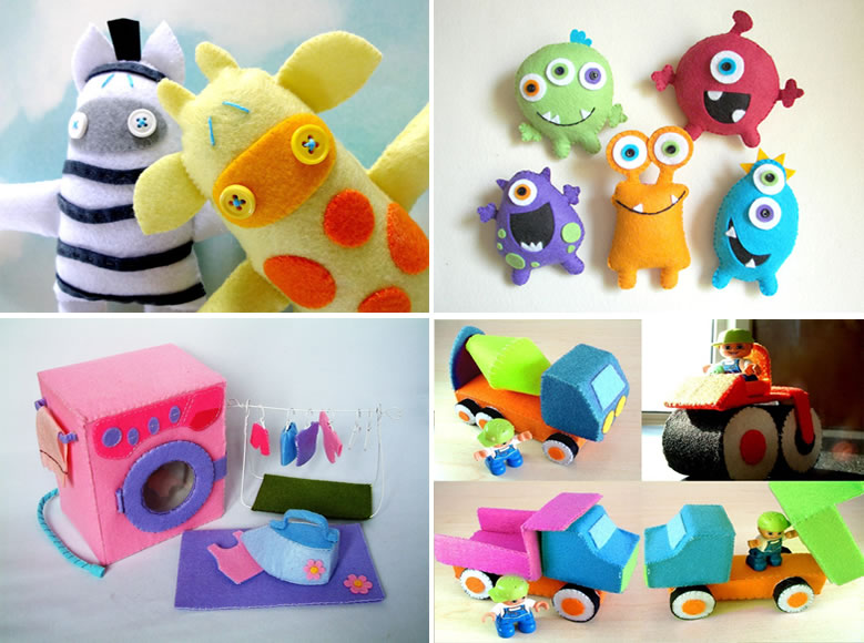 felts toys supplier